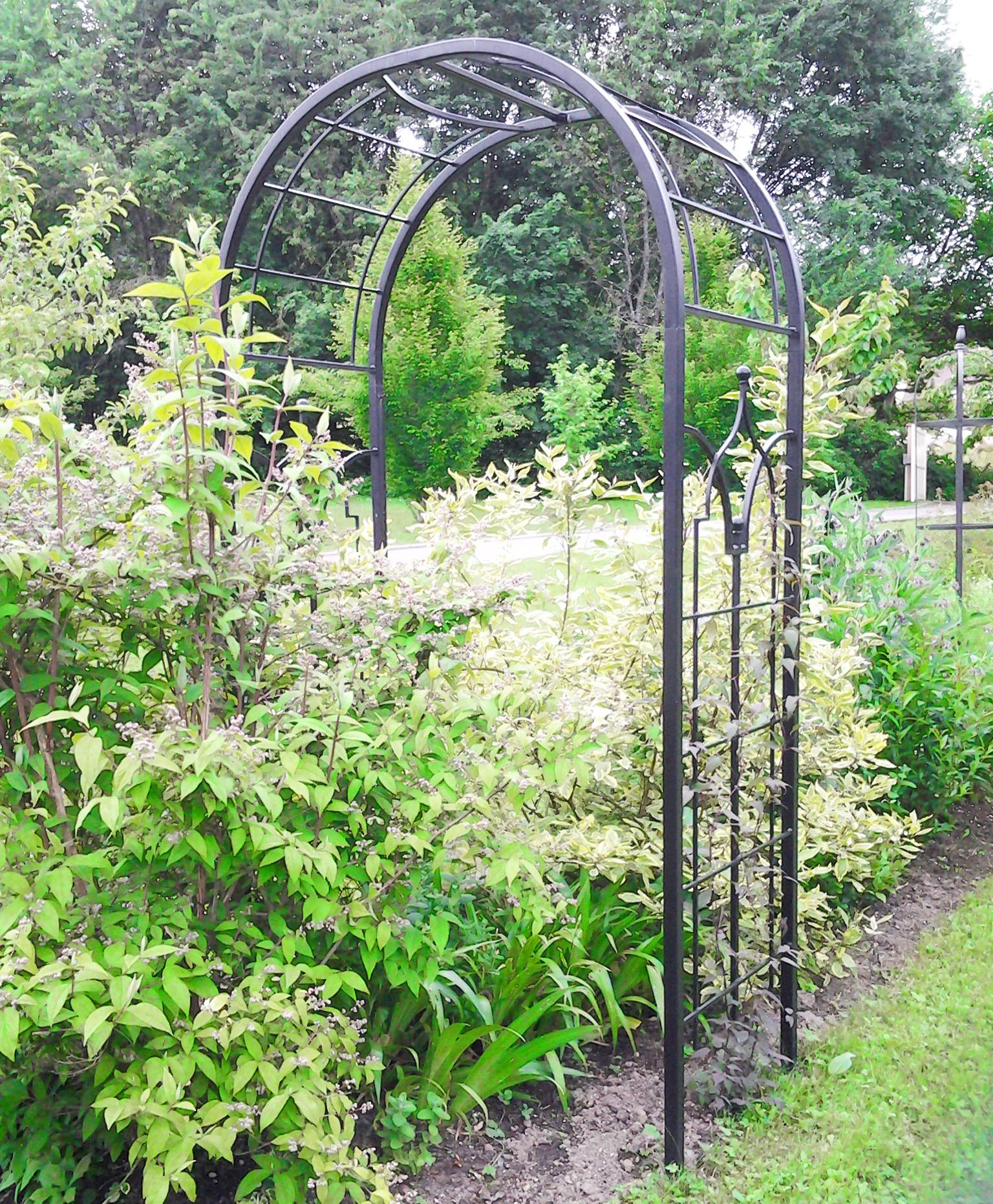 Arche Princess Arche À Fleurs Rosiers Tuteur Plantes De ... encequiconcerne Arche De Jardin Fer Forgé