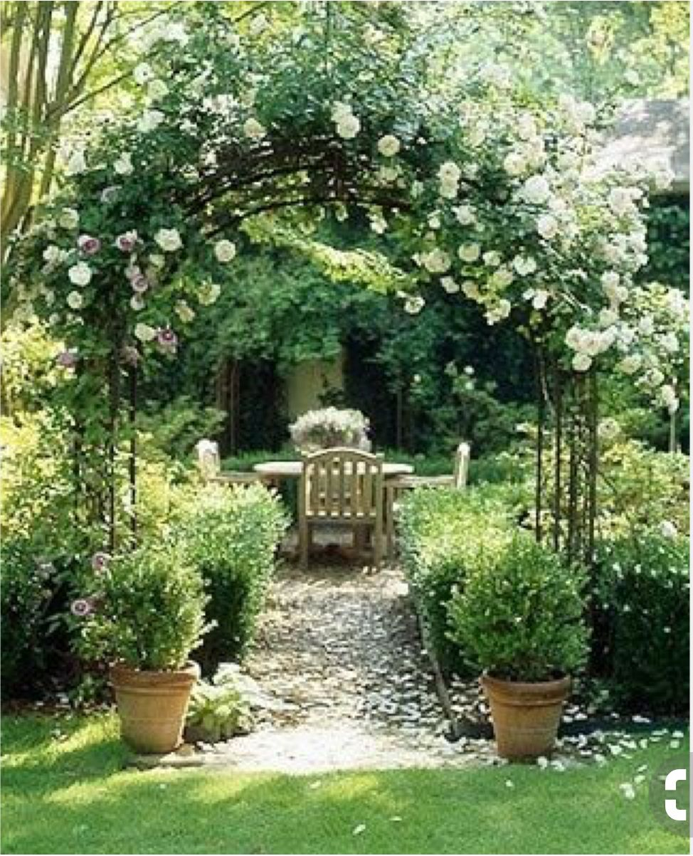 Arches And Pergola-Like Structures Are Such An Easy Addition ... concernant Arches De Jardin