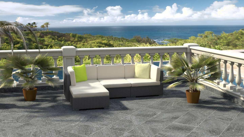 Artelia.fr | Salon De Jardin Mavinia | Garden Sofa, Couch ... dedans Artelia Salon De Jardin