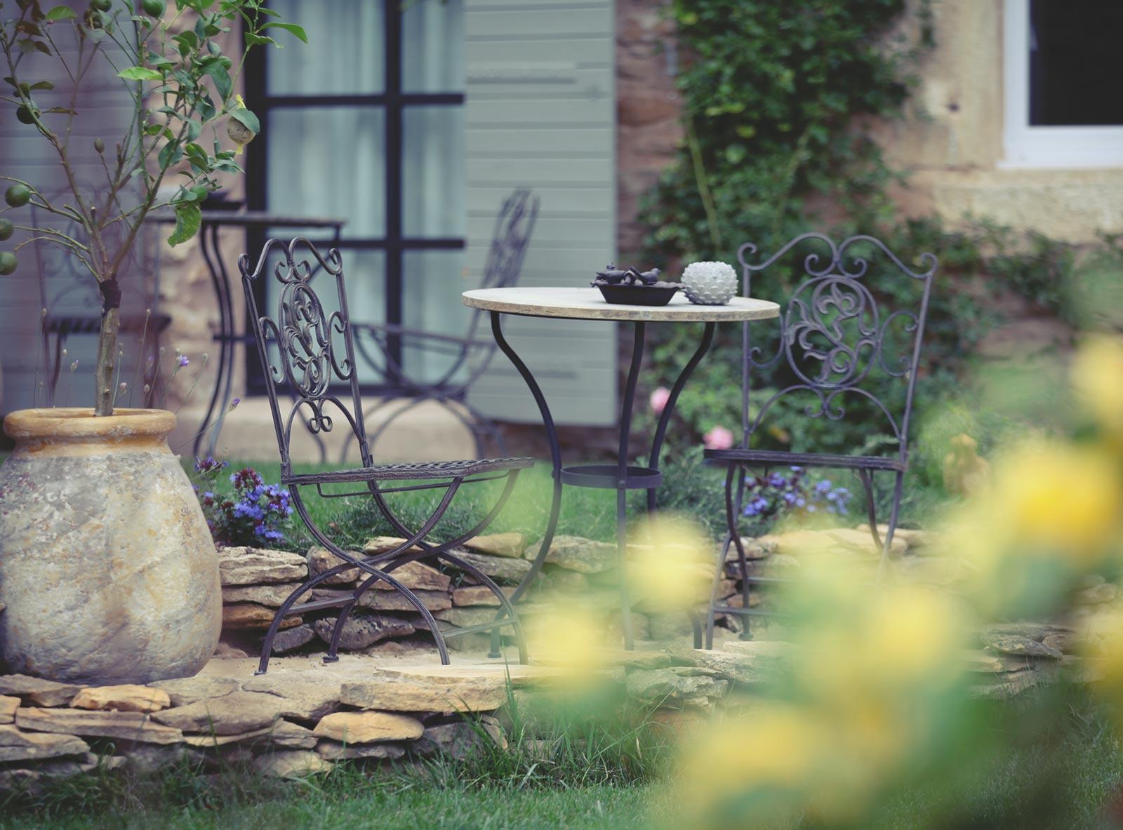 Atelier Du Renard Argenté avec Salon De Jardin Maison Du Monde
