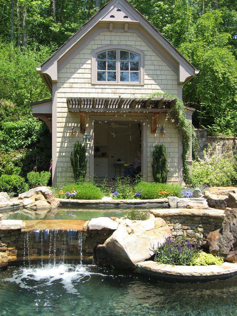 Atlanta Small!   Belle Maison destiné Bassin De Jardin Jardiland