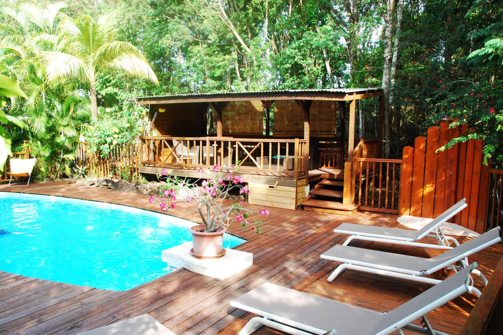 Au Jardin Des Colibris (Deshaies, Guadeloupe) destiné Au Jardin Des Colibris