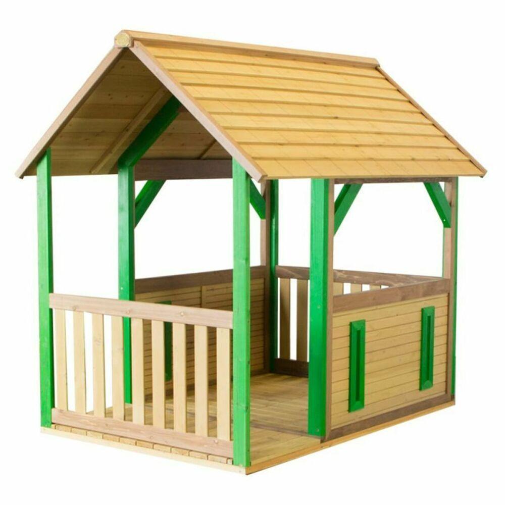 Axi Aire De Jeu Portique De Jeux De Jardin Pour Enfants ... à Jeux De Jardin En Bois