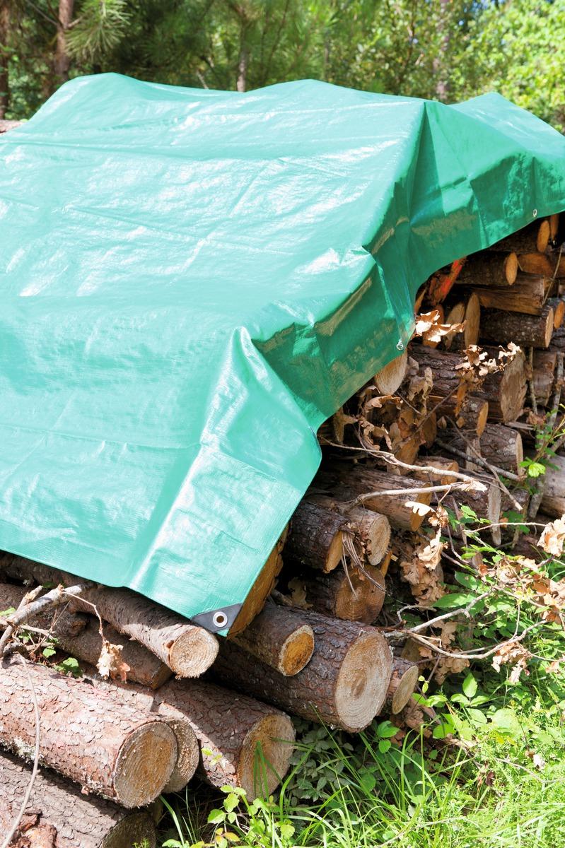 Bâches Cap Vert - Bricodeal Solutions : Spécialiste De La ... serapportantà Mermier Jardin