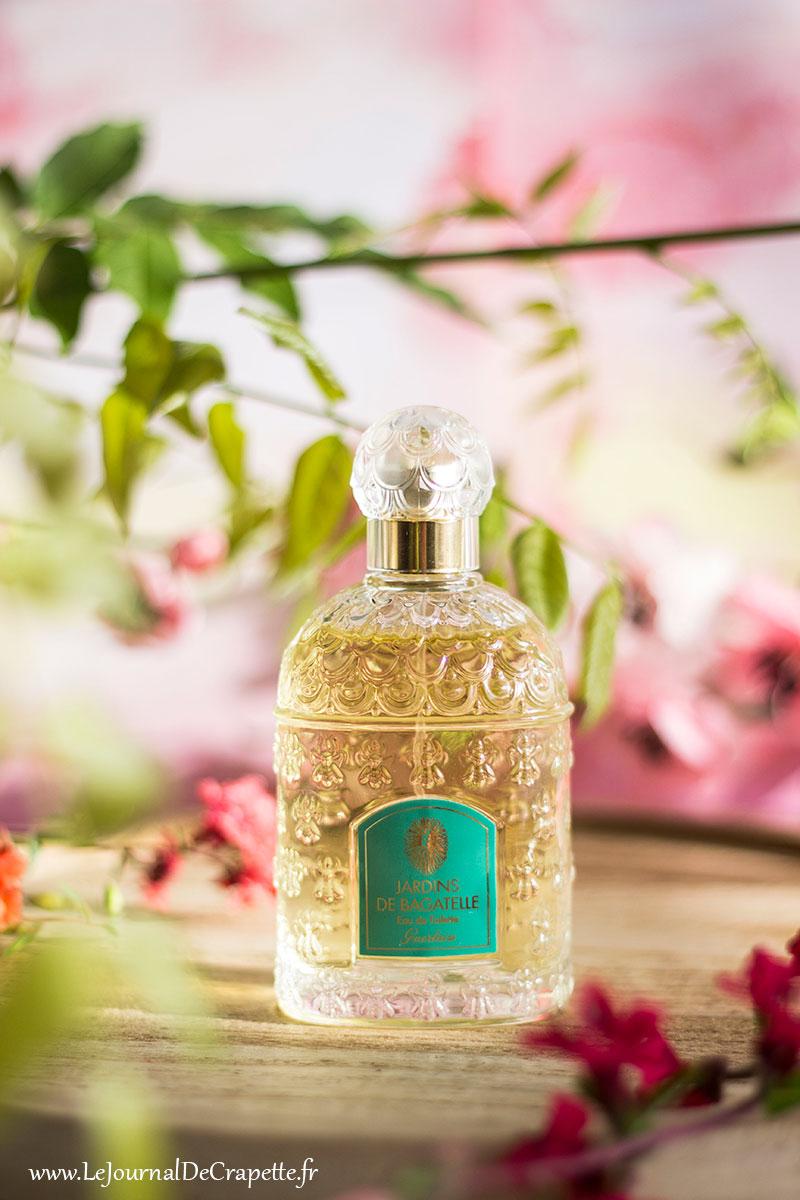 Balade Dans Les Jardins De Bagatelle - Le Journal De Crapette à Jardin De Bagatelle Parfum