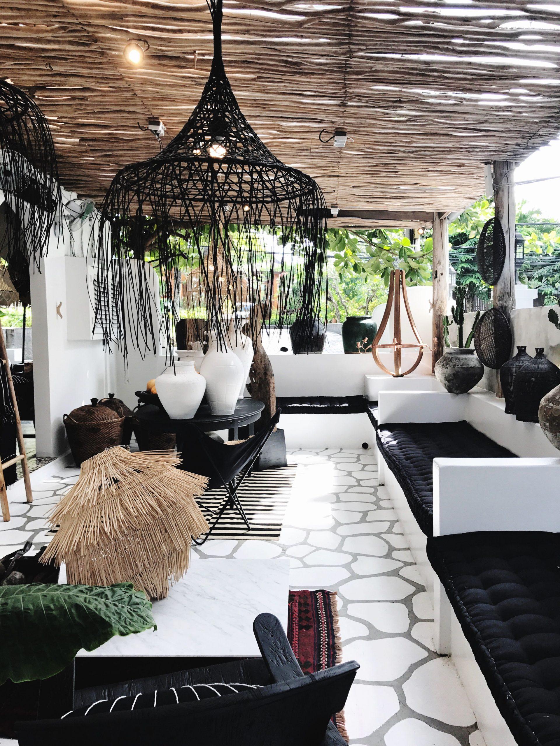 Bali Homewares | Chambre Bohème | Pièces À Vivre Dans Le ... concernant Meubles Veranda Jardin