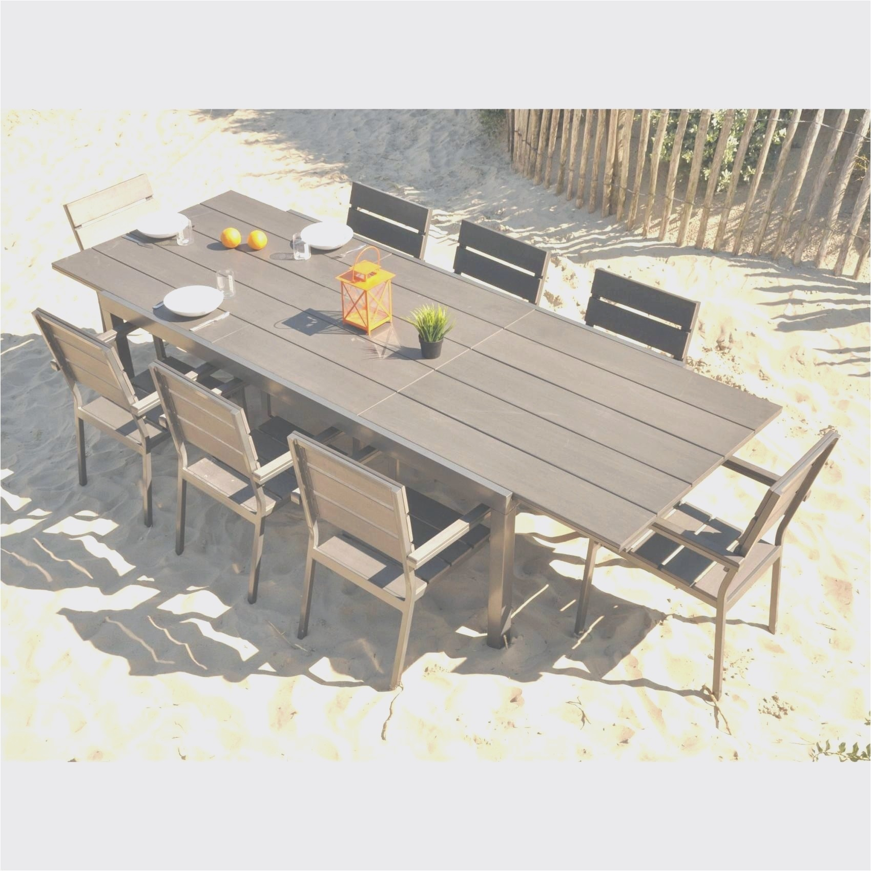 Banc De Jardin Jardiland New Table Aluminium Charmant Banc ... concernant Table De Jardin Jardiland