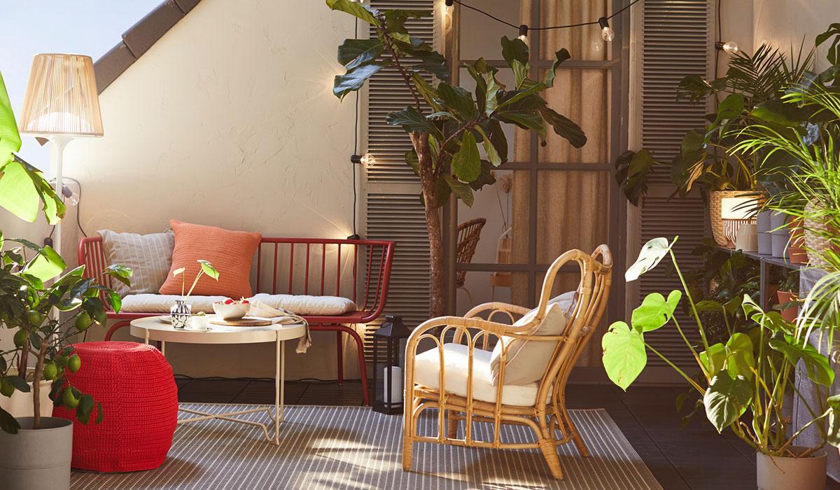 Bar De Terrasse Exterieur Génial Idées Pour L Aménagement Du ... concernant Transat Jardin Ikea