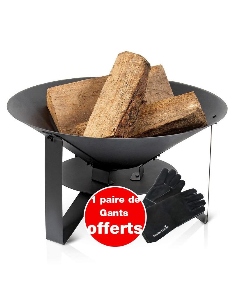 Barbecook Brasero Fonte 60Cm serapportantà Brasero De Jardin Belgique