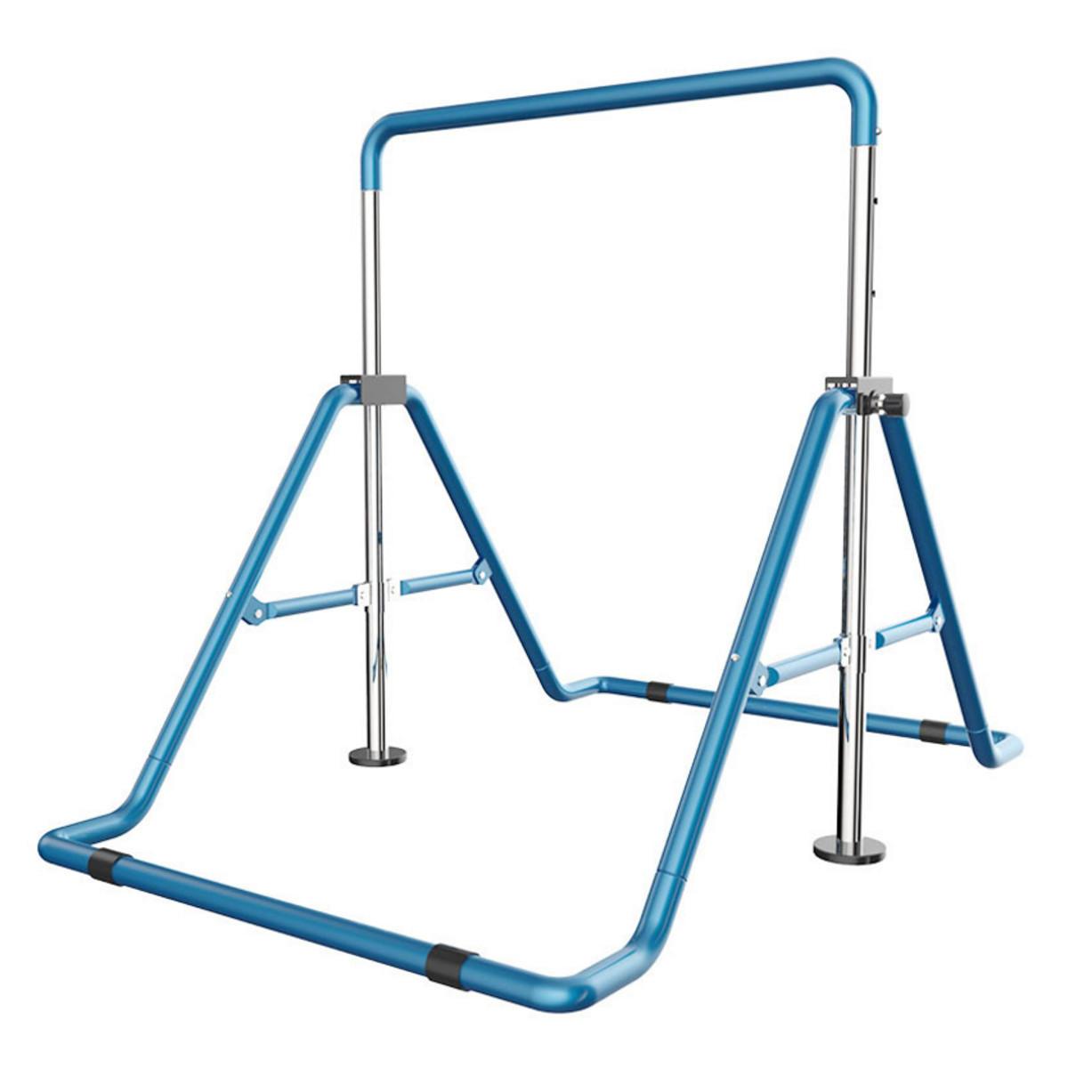 Barre De Gymnastique Pour Enfants Extensible Barre De Gymnastique  Asymétrique Pour Enfants dedans Barre De Gymnastique Pour Jardin