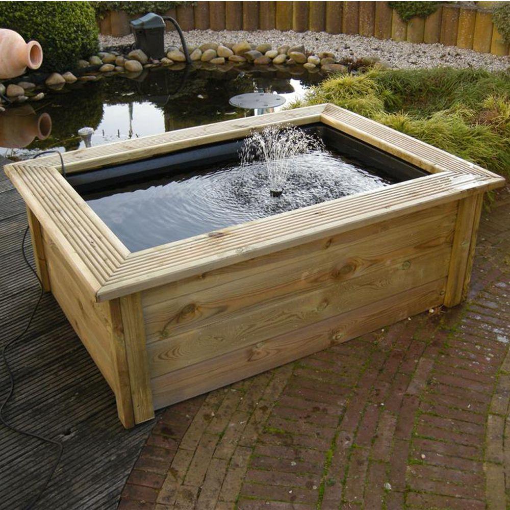 Bassin De Jardin Kit Complet avec Kit Bassin De Jardin