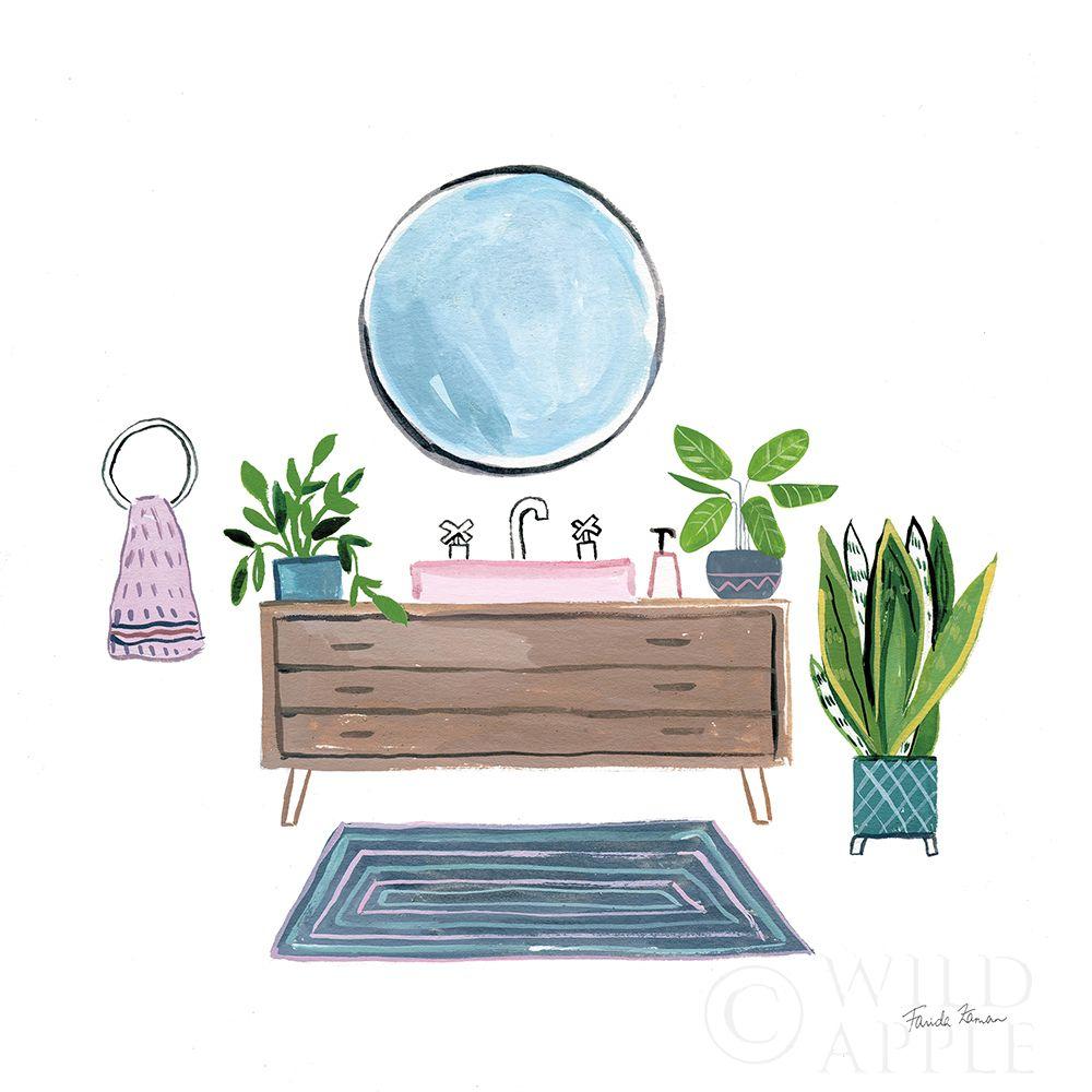 Bath intérieur Nain De Jardin Design