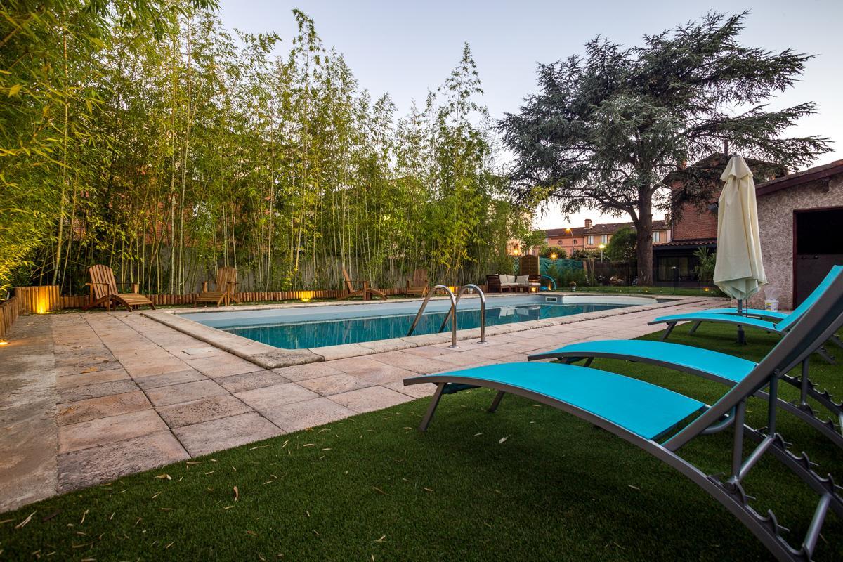 B&b La Maison De Julia (Fransa Albi) - Booking avec Location Maison Jardin Toulouse