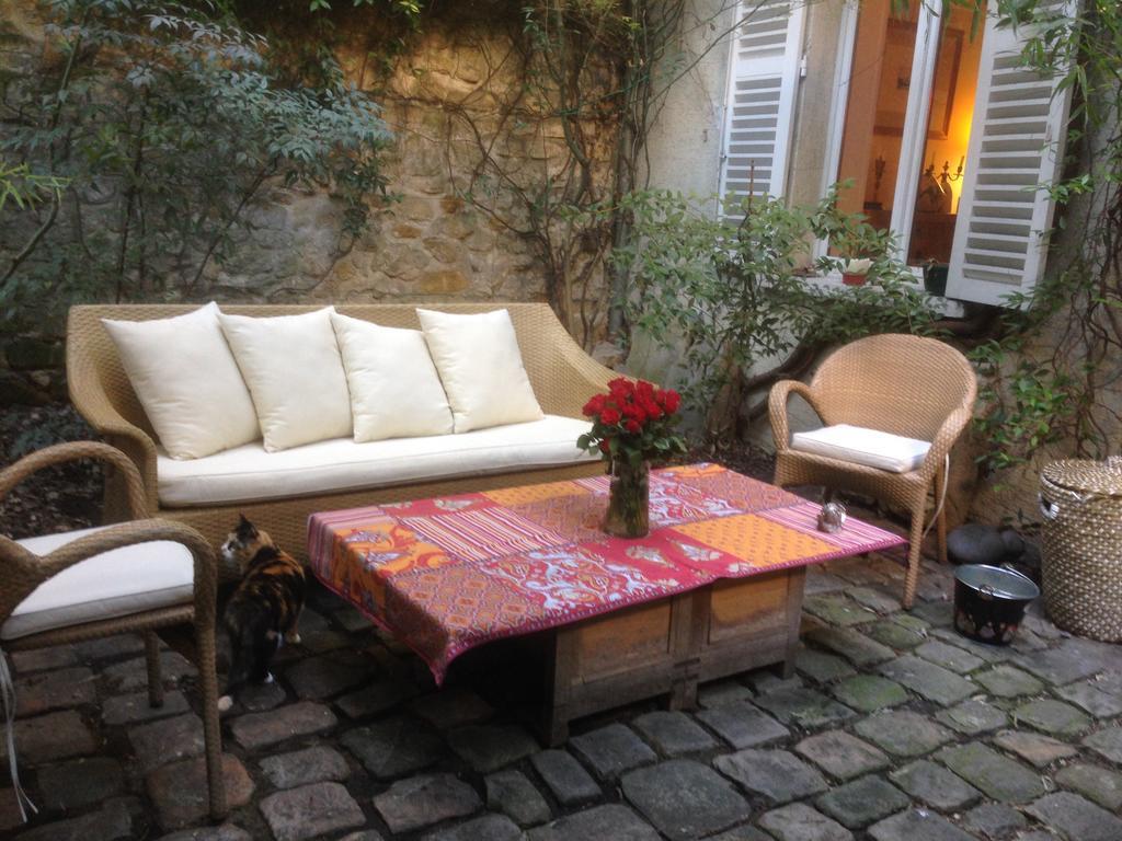 B&b Terrasse Et Jardin, Paris, France - Booking dedans Salon De Jardin California