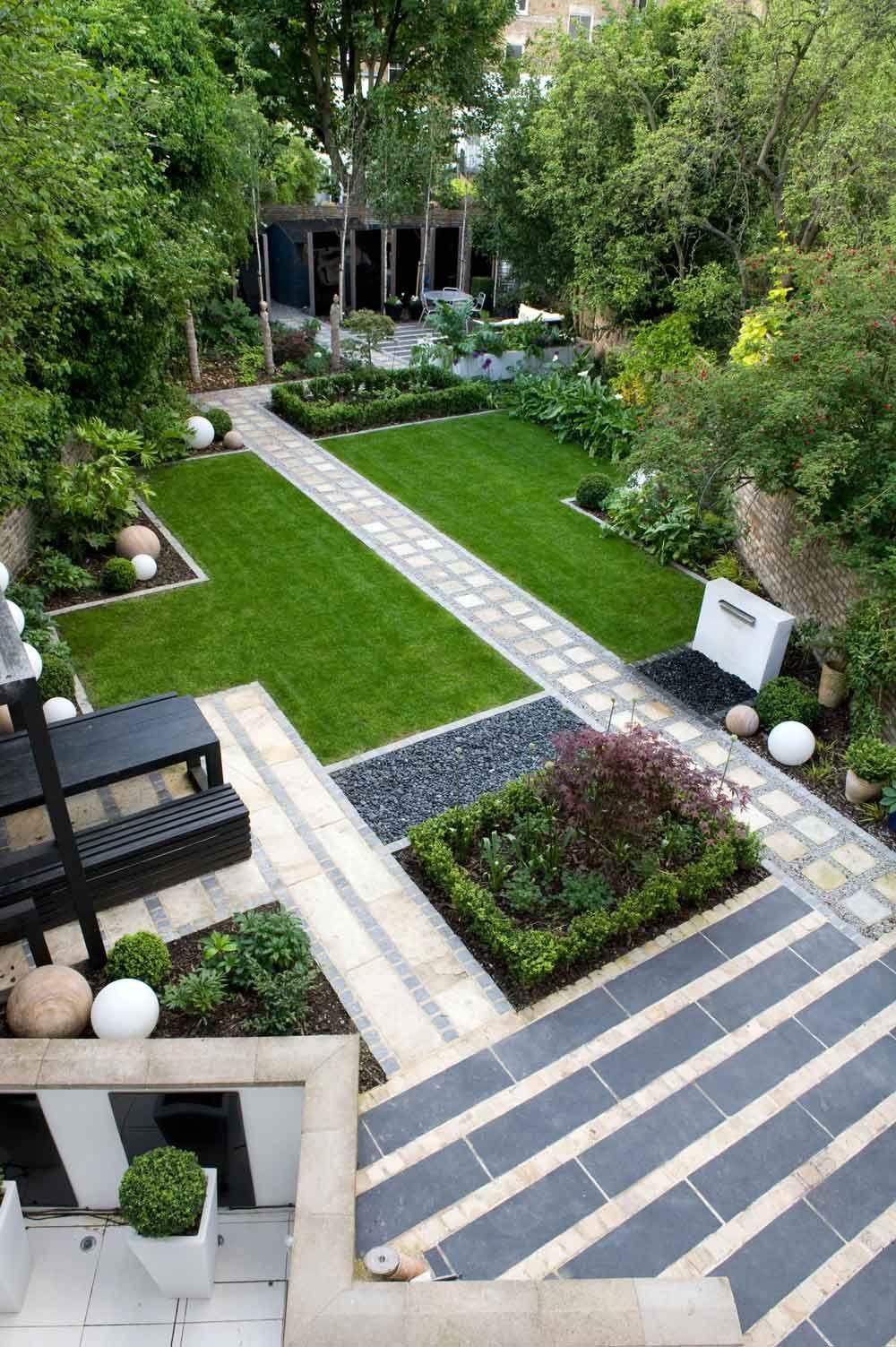Before & After: A Modern Japanese Garden In North London ... encequiconcerne Creation Petit Jardin
