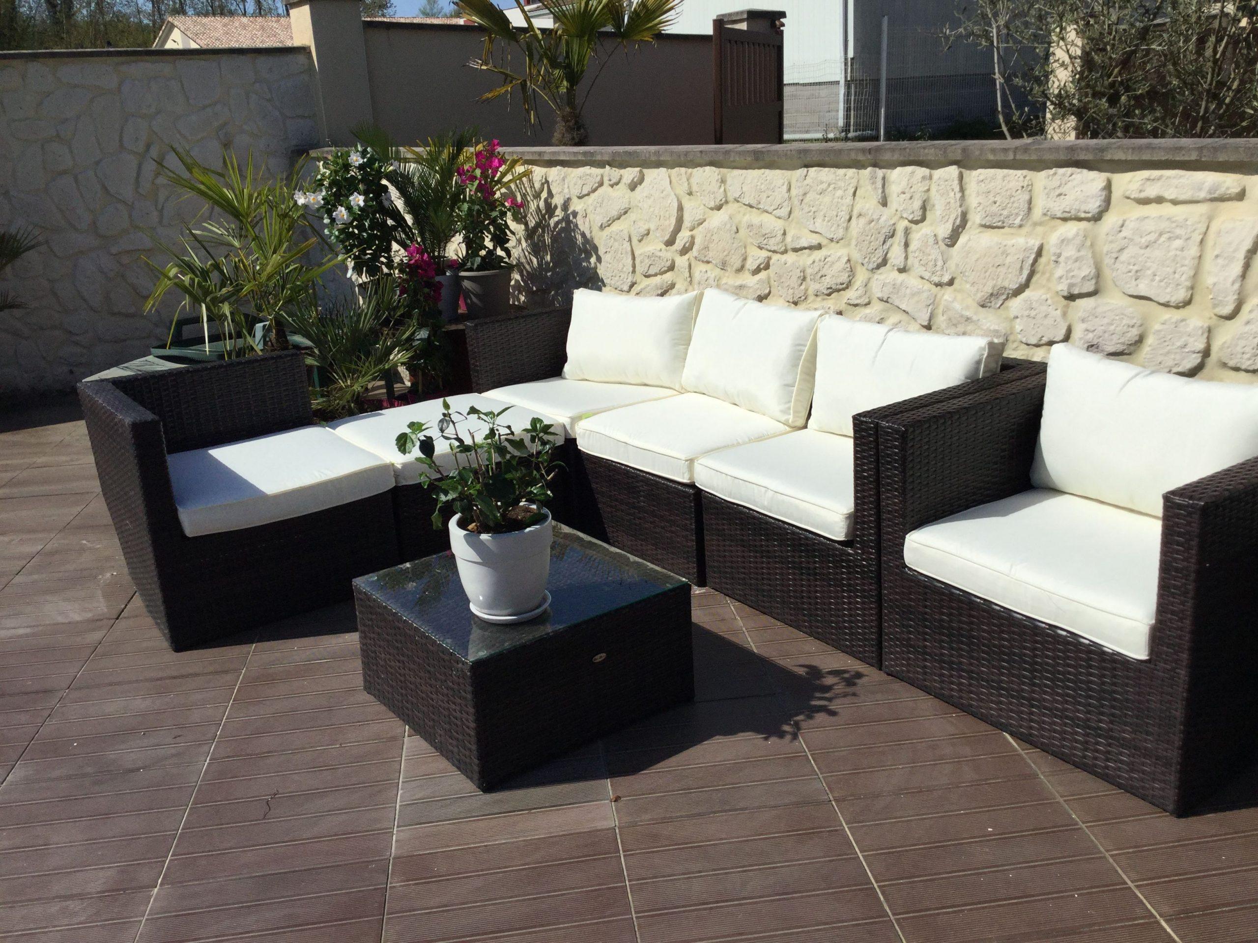 Benito | Agrément De Jardin, Mobilier Jardin Et Canapé Jardin tout Salon De Jardin Confortable