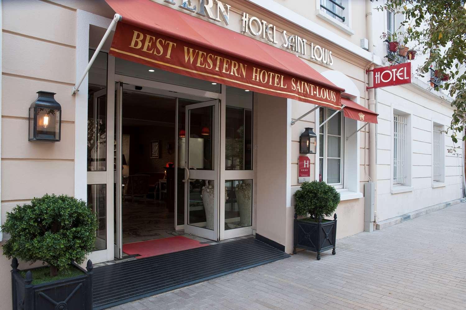 Best Western® Saint Louis - Vincennes 2 Bis Rue ... à Hotel Des Jardins Vincennes