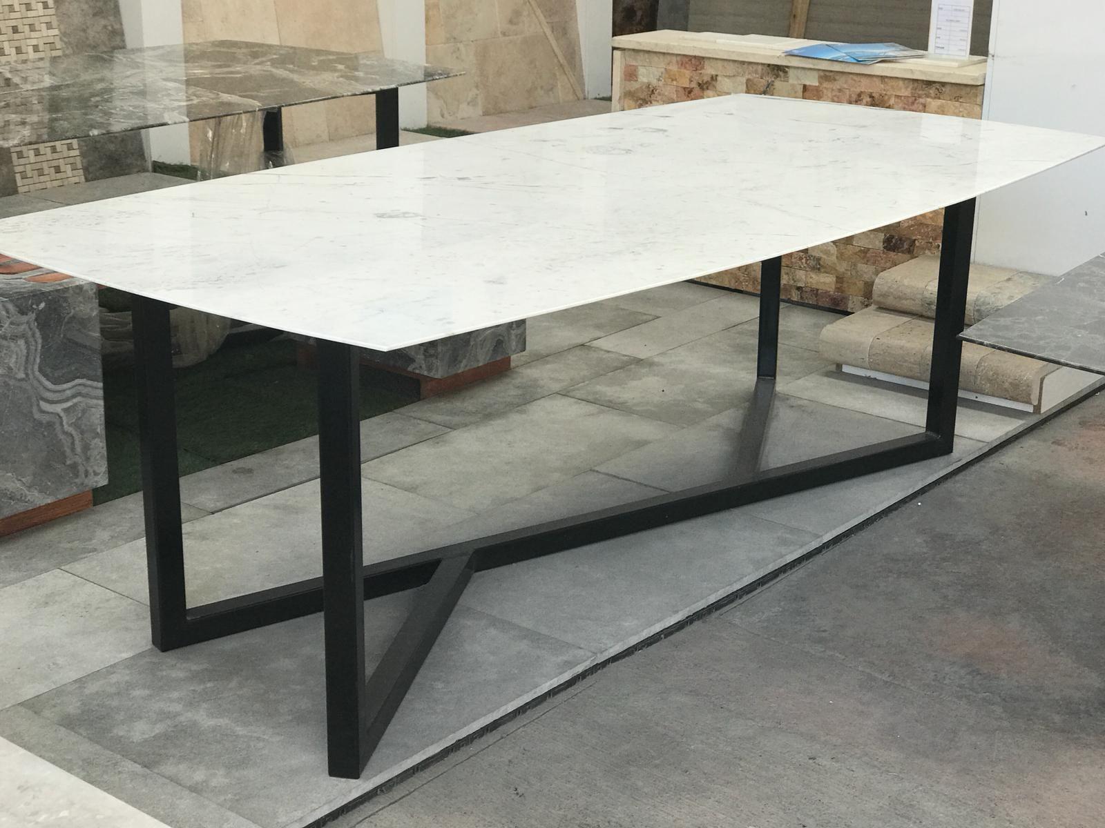 Beyaz Mermer Masa #beyazmermermasa Mermer Masa Çeşitleri ... concernant Table De Jardin Discount