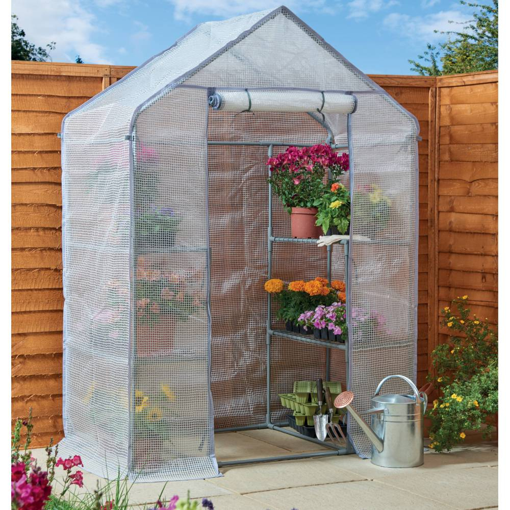 Bien Choisir Les Dimensions De Sa Serre De Jardin concernant Petite Serres De Jardin