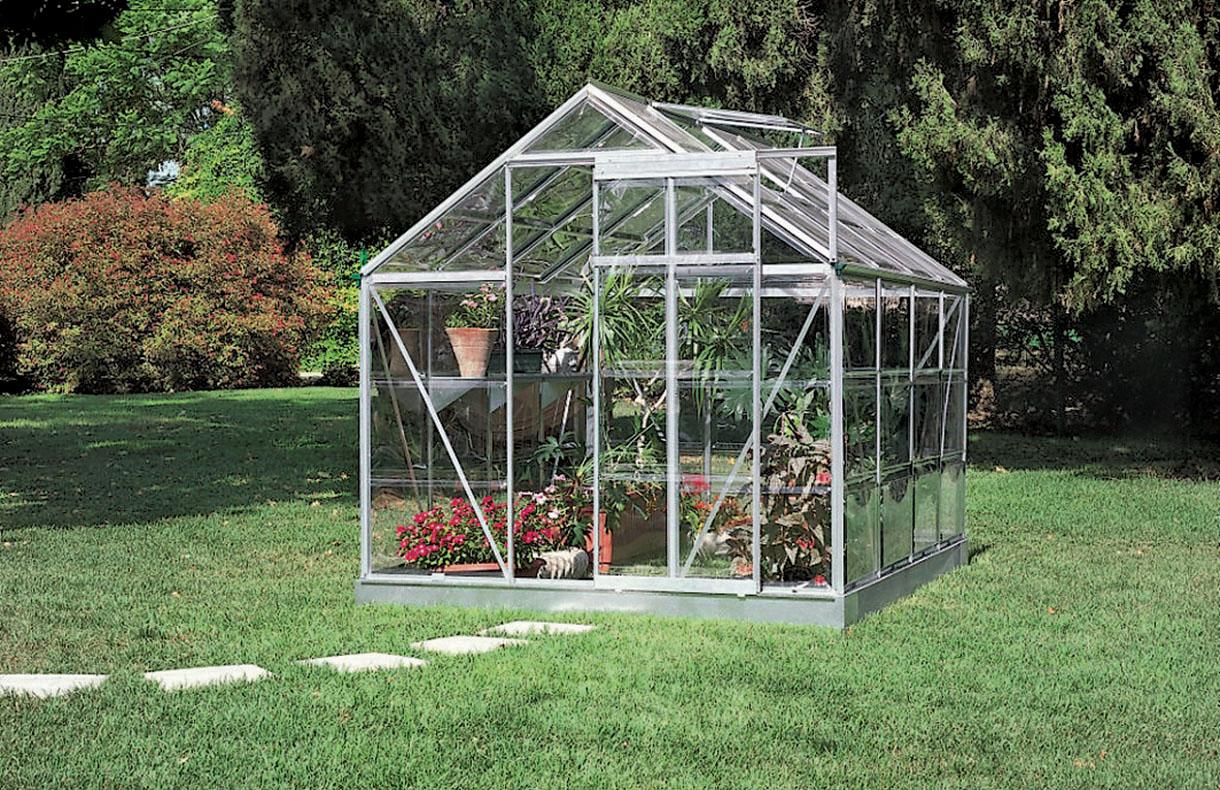 Bien Choisir Sa Serre De Jardin - Détente Jardin encequiconcerne Serre De Jardin Leroy Merlin