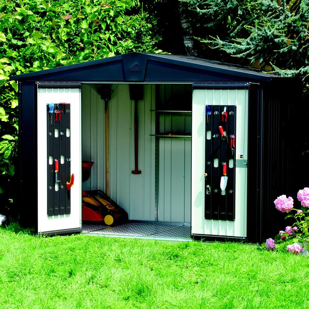 Bien Choisir Son Abri De Jardin : Les Bonnes Questions ... pour Abri Jardin Mr Bricolage