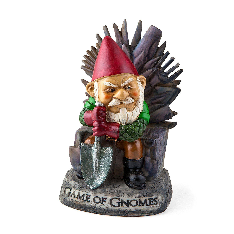 Bigmouth Inc Game Of Gnomes Nain De Jardin: Amazon.fr ... serapportantà Nain De Jardin Design