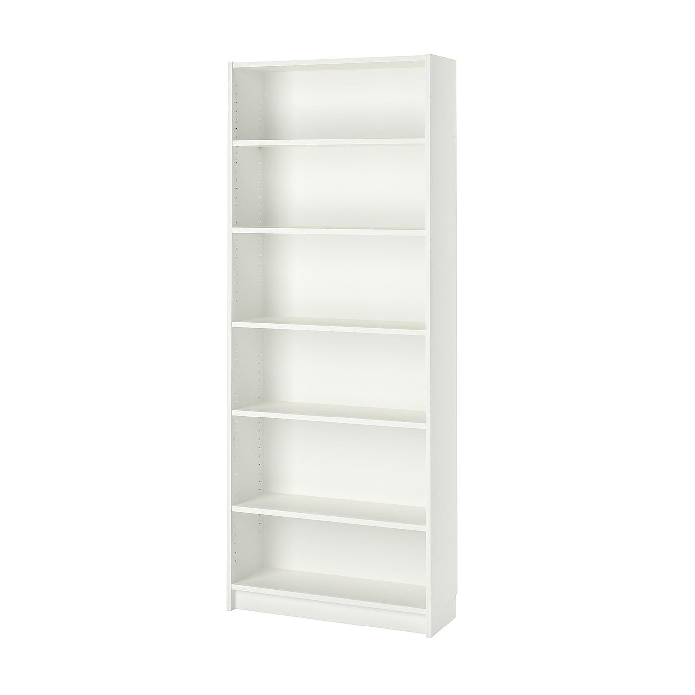 Billy Bibliothèque - Blanc 80X28X202 Cm avec Armoire De Jardin Ikea
