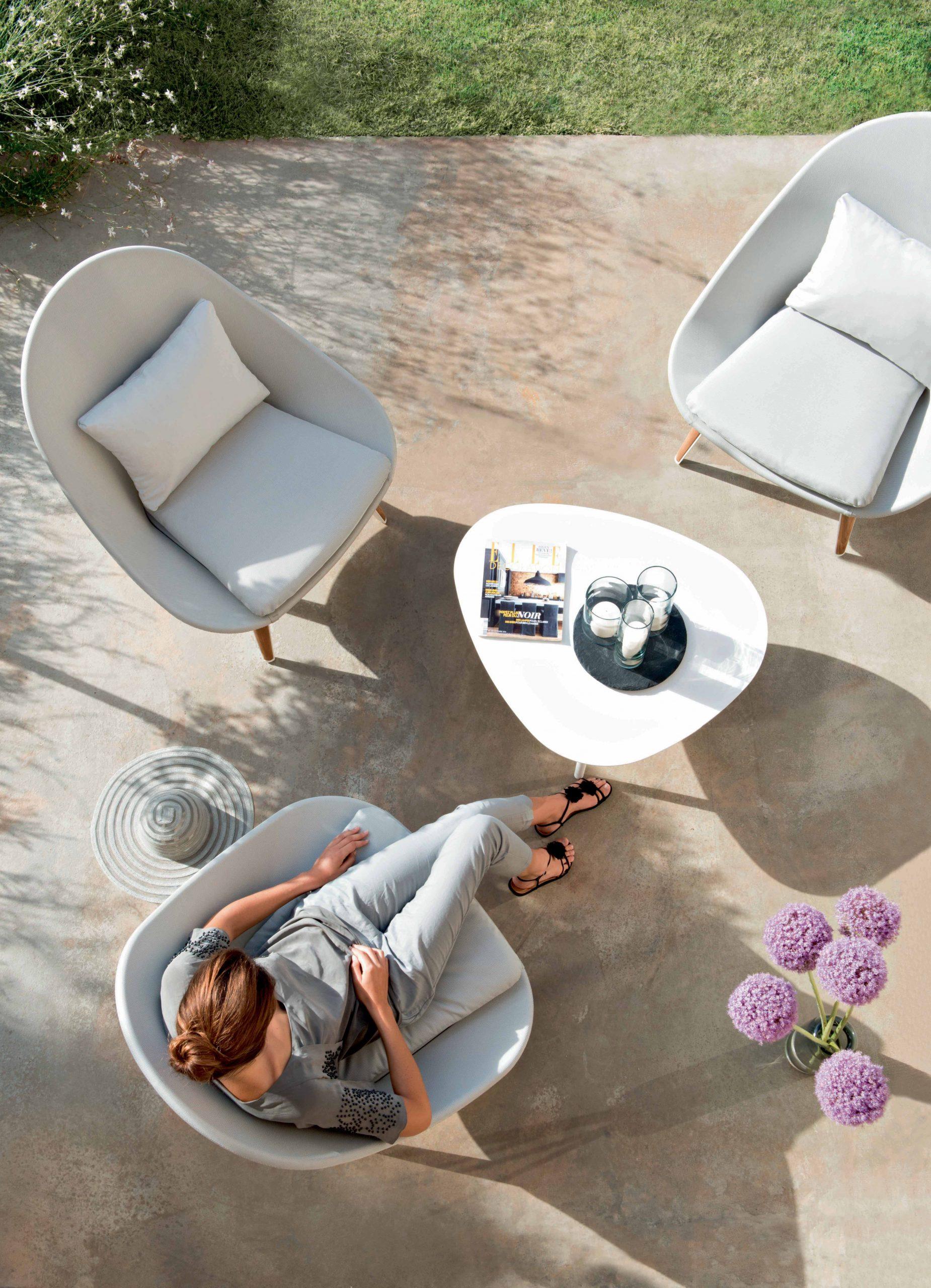 Blanc #white #mobilierdejardin #meublesdejardin #vlaemynck ... encequiconcerne Mobilier De Jardin Vlaemynck