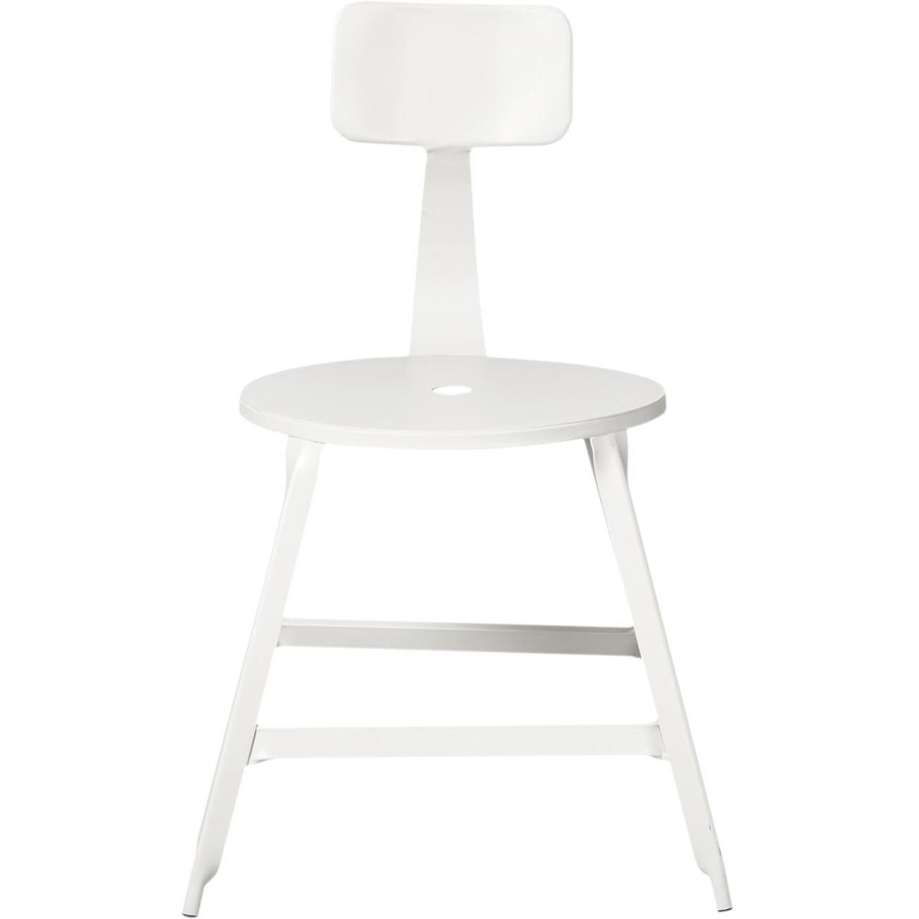 Bobochic Lot De 2 Chaises En Métal Style Industriel Vetro encequiconcerne Chaise De Jardin Auchan