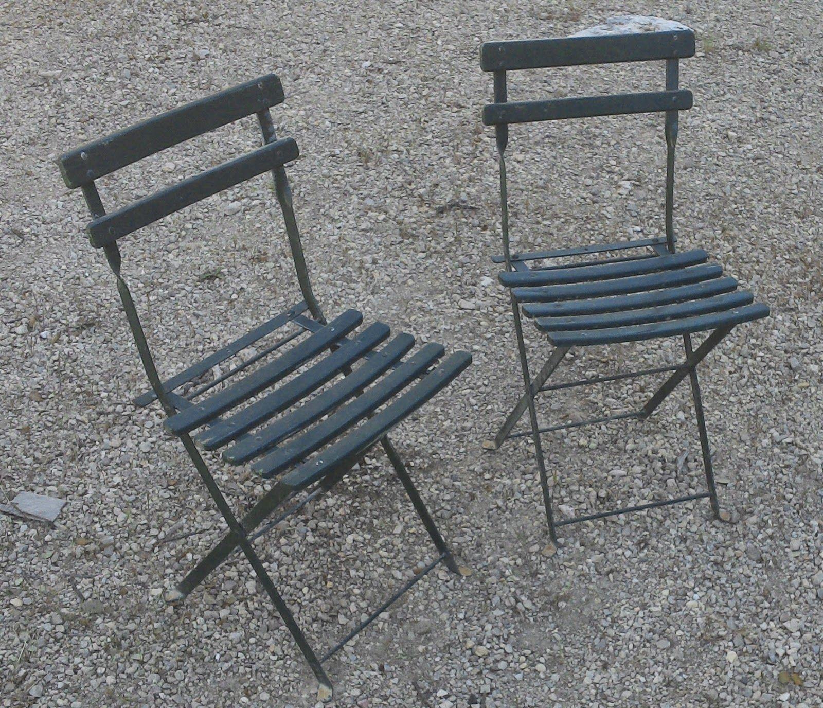 Bonjour, Dans La Série De Printemps Mobilier De Jardin Voici ... dedans Salon De Jardin En Fonte Ancien