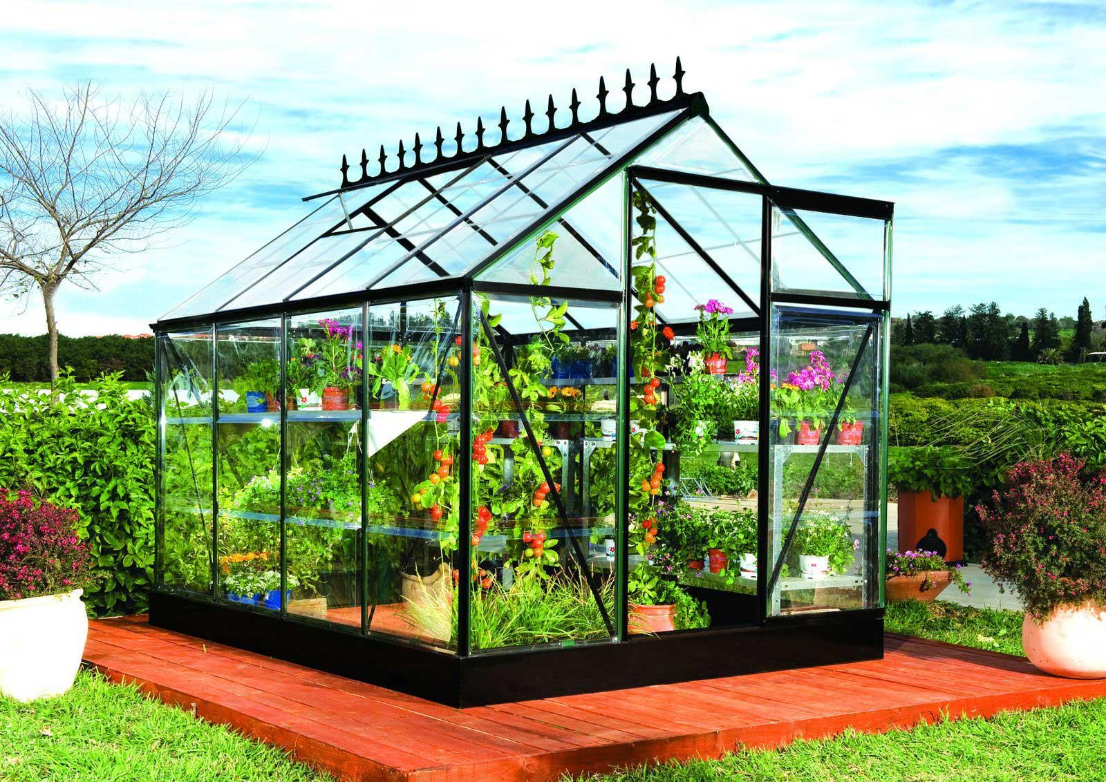 Bons Plans Jardinage: Profitez D'une Serre De Jardin Pas ... à Serre De Jardin Pas Chere