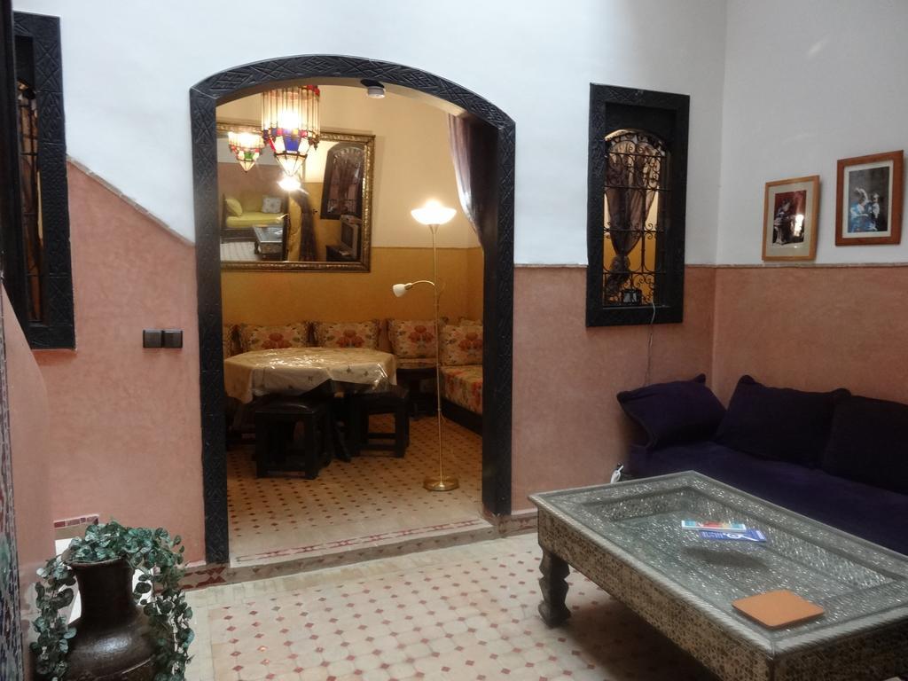 Booking: Tatil Evi Al Qaria Assiyahia Marrakech ... encequiconcerne Table De Jardin Chez Casa