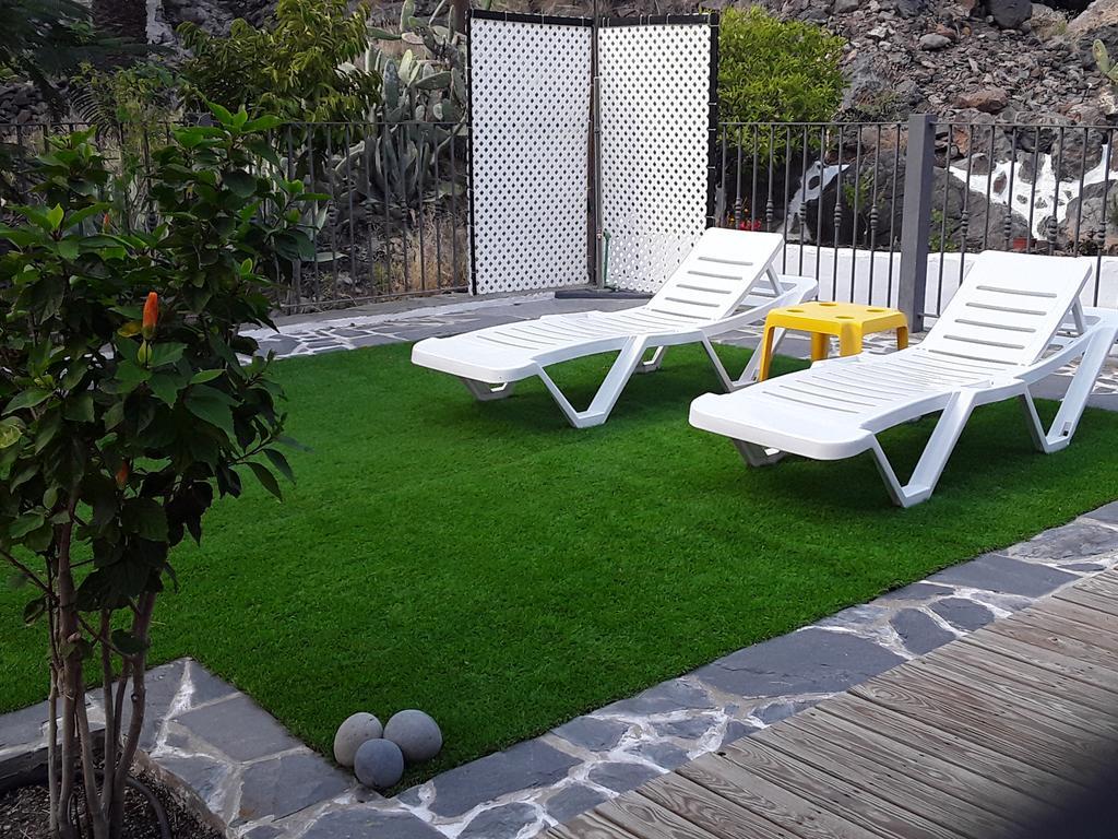 Booking: Tatil Evi Casa Jardín De Sandra , Playa De ... serapportantà Casa Chaise De Jardin