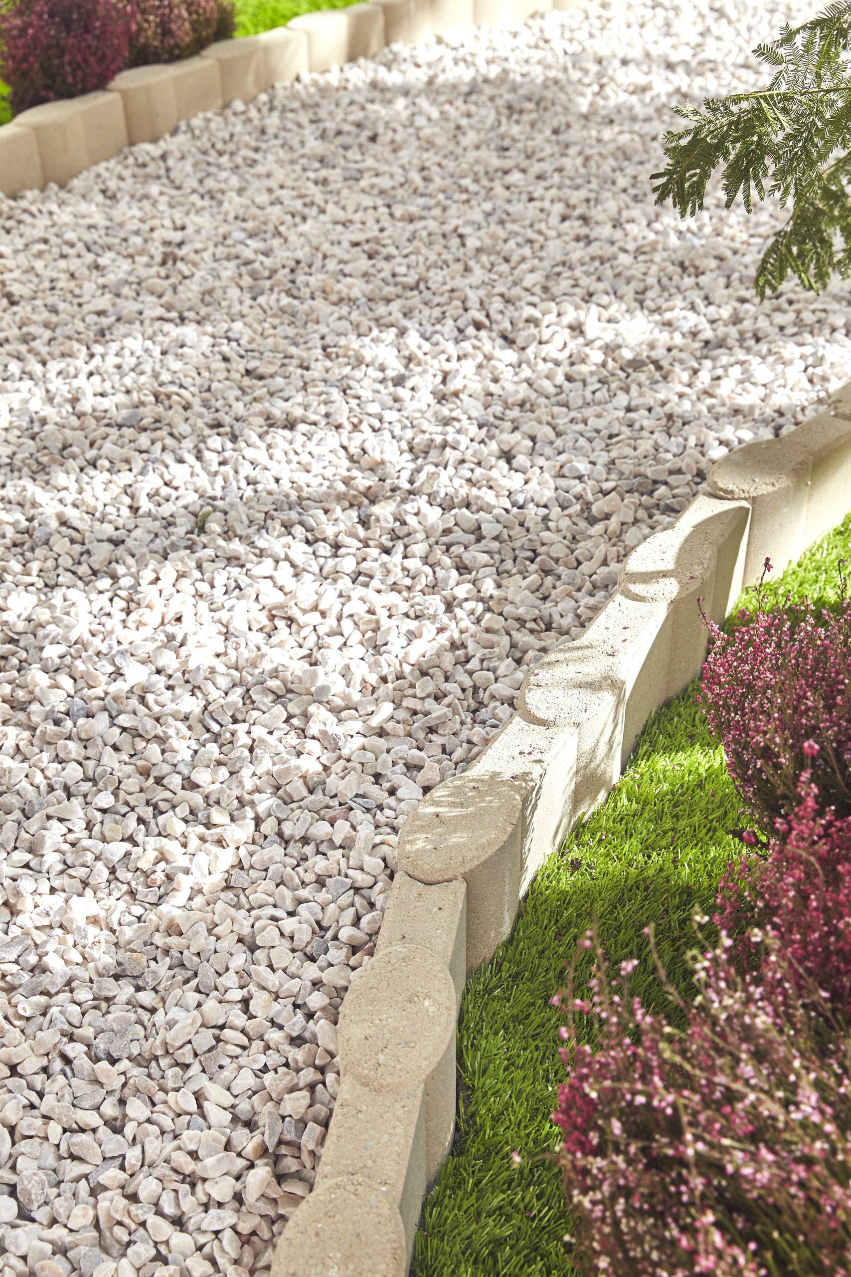 Bordure De Jardin En Pierre - Canalcncarauca serapportantà Bordures De Jardin En Beton