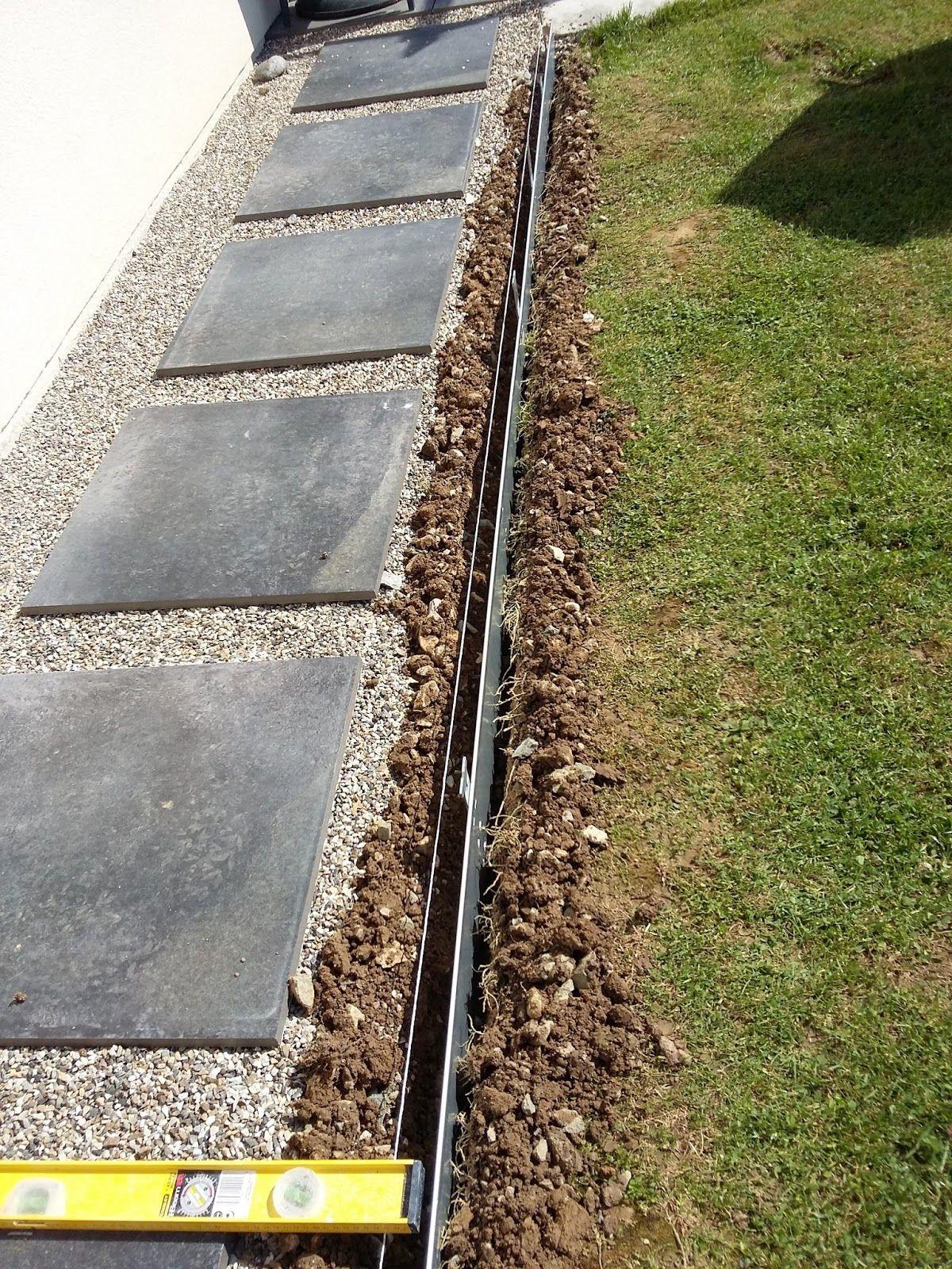 Bordure Jardin Metal - Canalcncarauca tout Castorama Bordure De Jardin