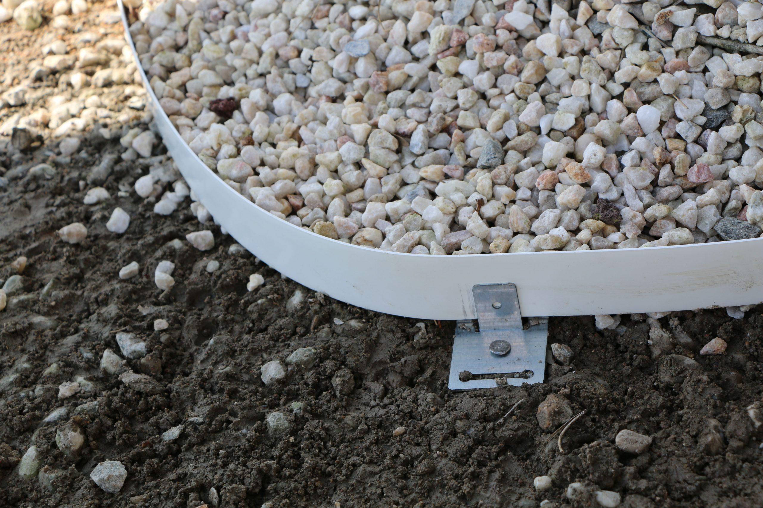 Bordure Souple D'aménagement De Jardin En Pvc. #jardin ... tout Bordure Jardin Pvc