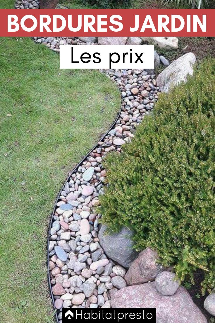 Bordures De Jardin : Créer Des Zones Bien Délimitées ... destiné Bordure De Jardin En Grillage