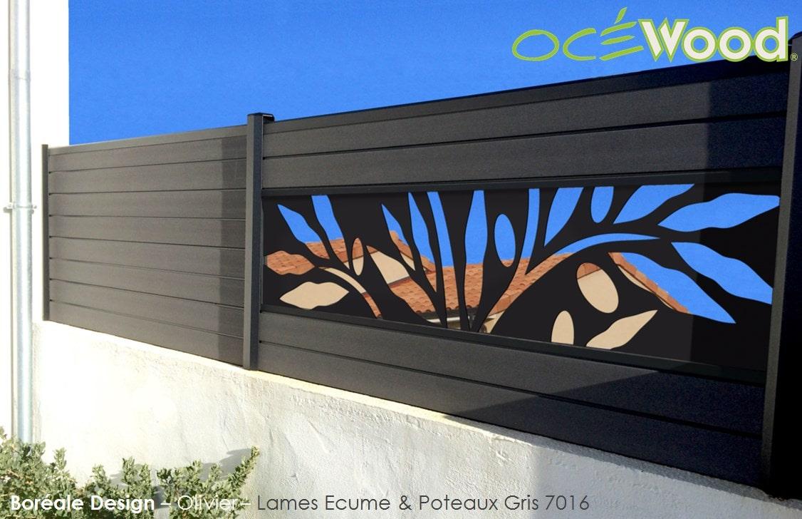 Boreale Design Projects - Photos Range Boreale Design ... encequiconcerne Petite Barriere Jardin
