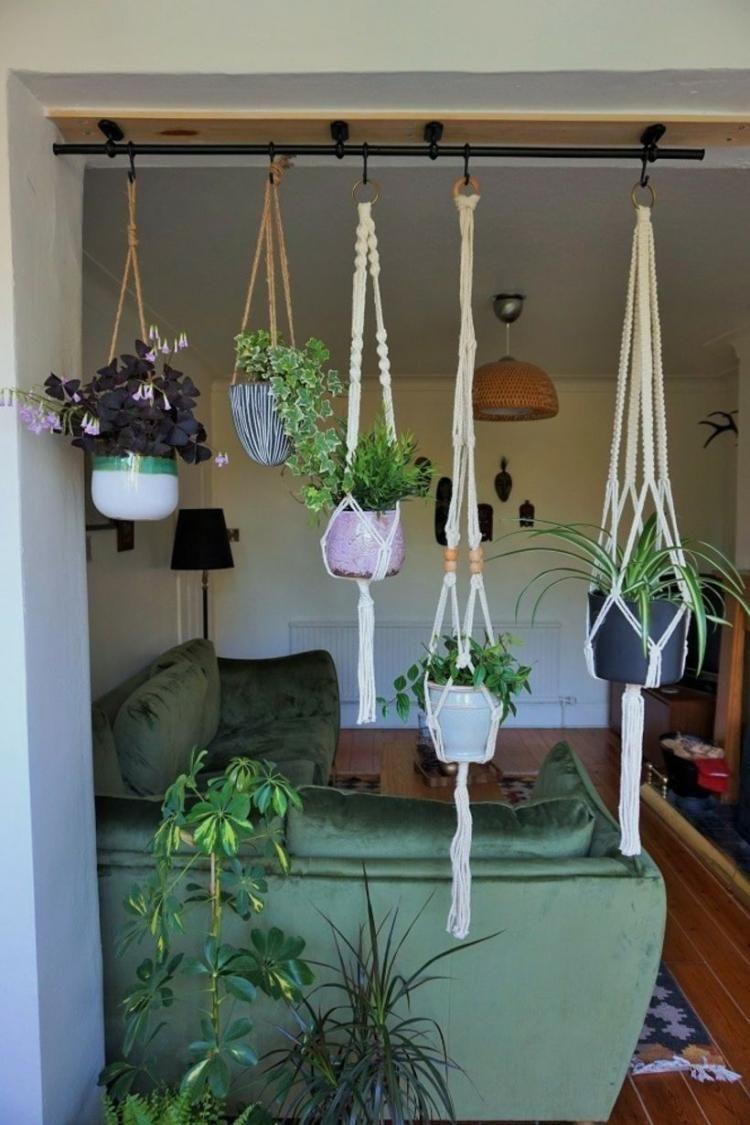 Botanic Living Decoration Ideas | Decoracion Plantas ... destiné Botanic Salon De Jardin