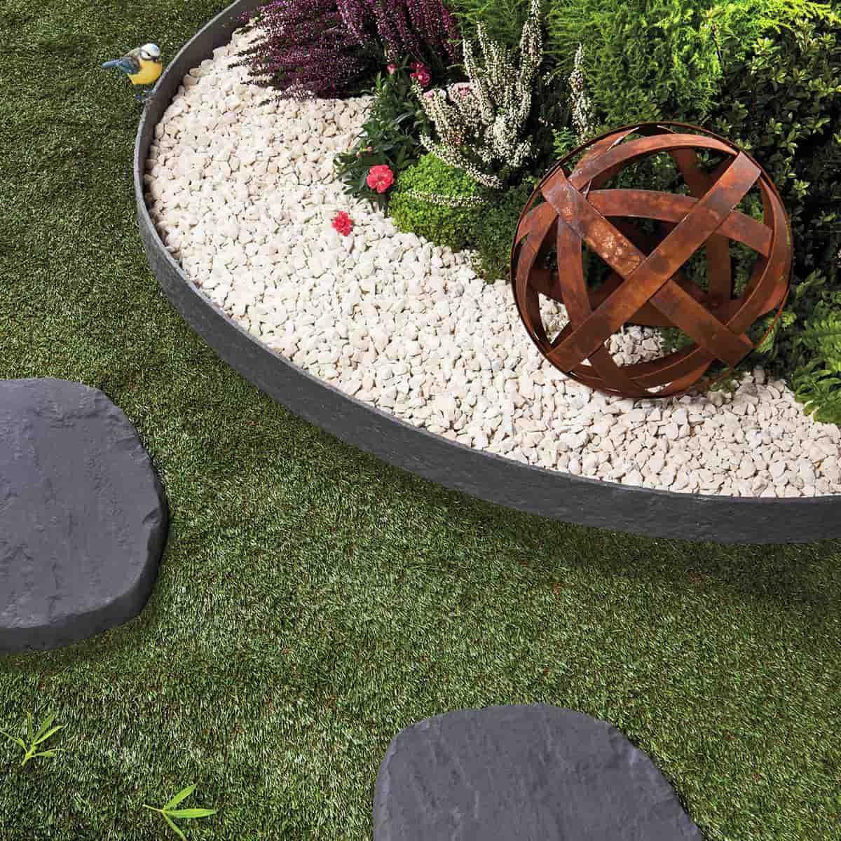 Boule À Arceaux - Déco Jardin En Métal pour Boule Décorative Jardin
