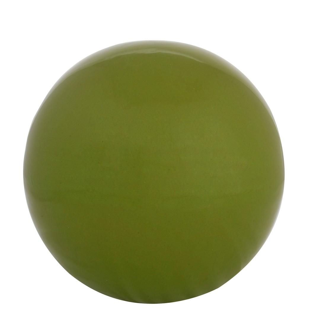 Boule Décorative Verte encequiconcerne Boule Décorative Jardin