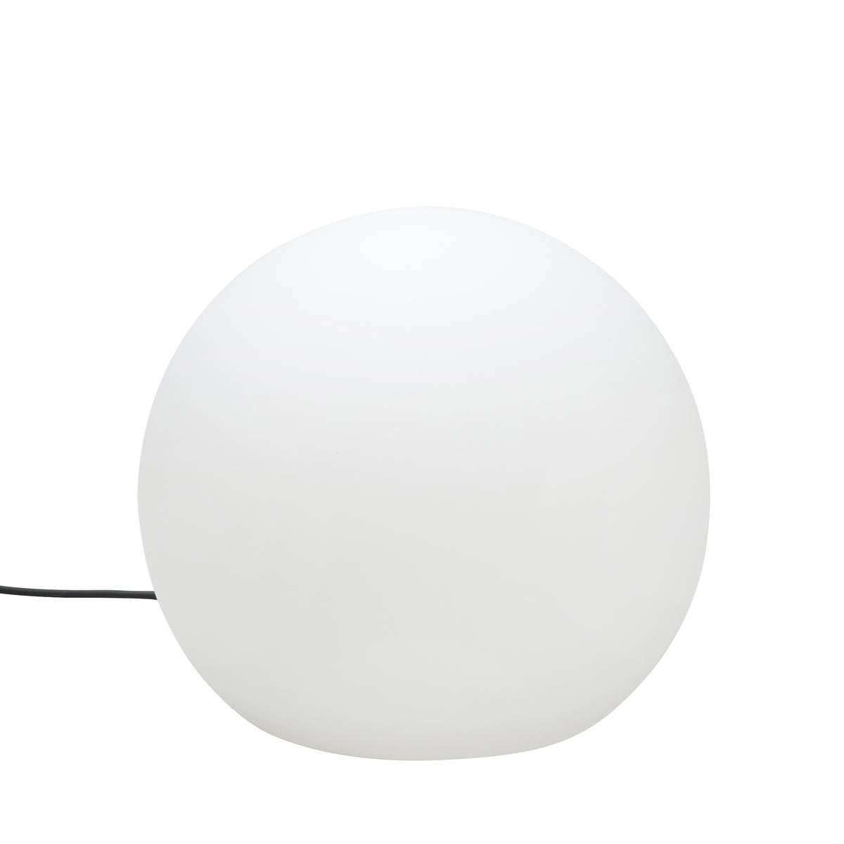 Boule Lumineuse Buly Sur Secteur E27 - Keria Luminaires destiné Boules Lumineuses Jardin