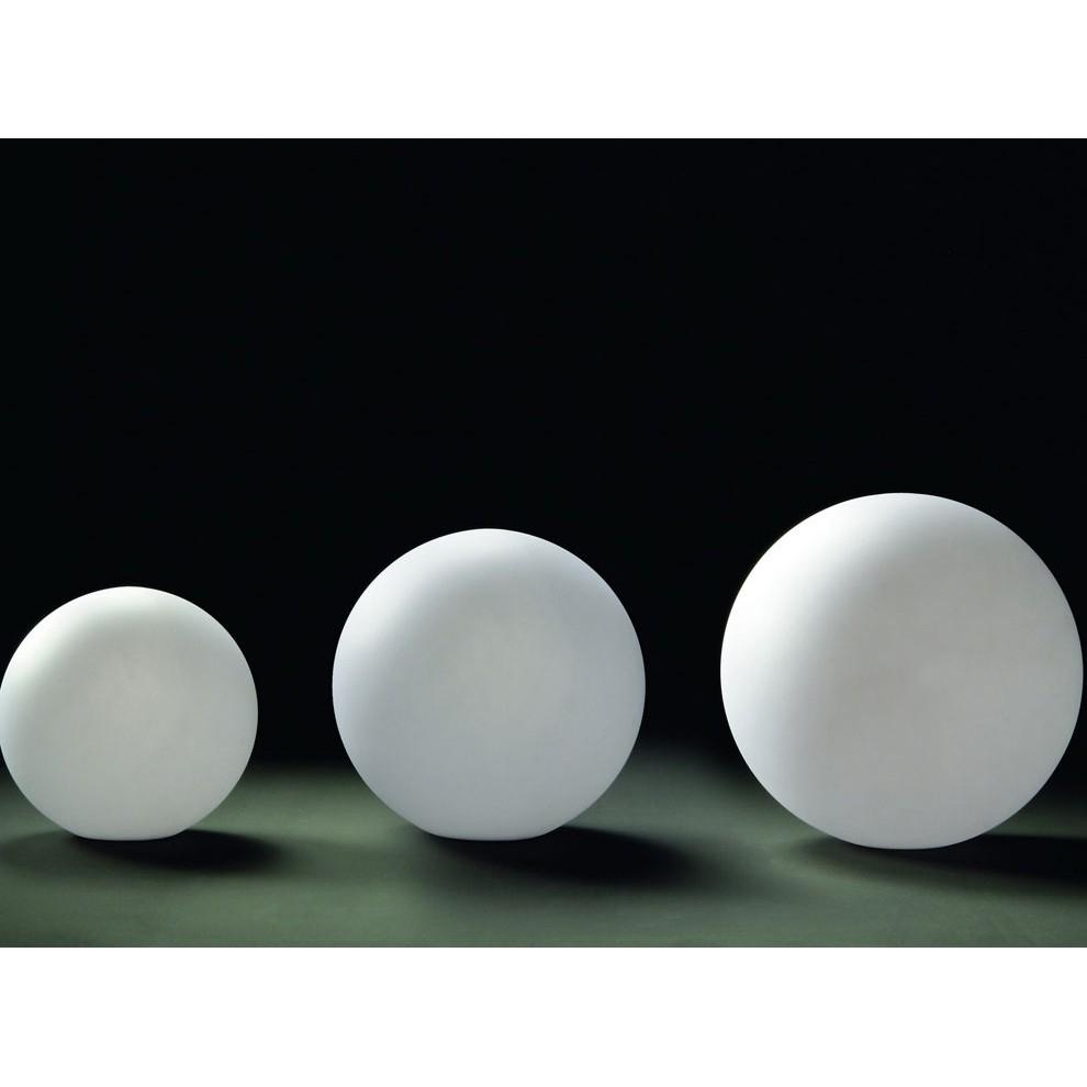 Boule Lumineuse Extérieure - Trois Dimensions Pour Éclairage ... concernant Boules Lumineuses Jardin
