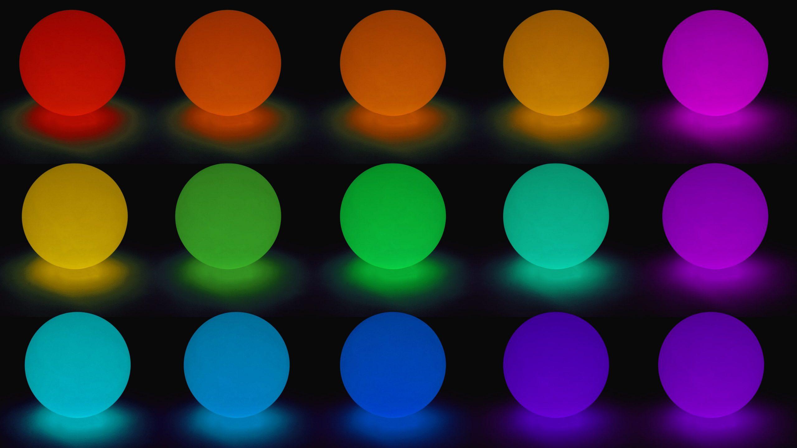 Boule Lumineuse Led Extérieur Rechargeable encequiconcerne Boule Lumineuse Jardin