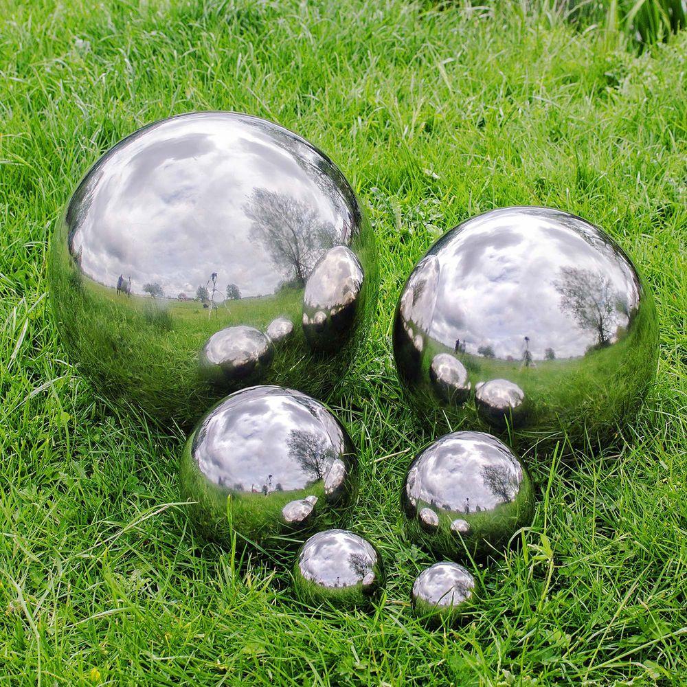 Boules Déco | Trucs À Acheter Pas Mal | Garden Ornaments ... concernant Boule Deco Jardin