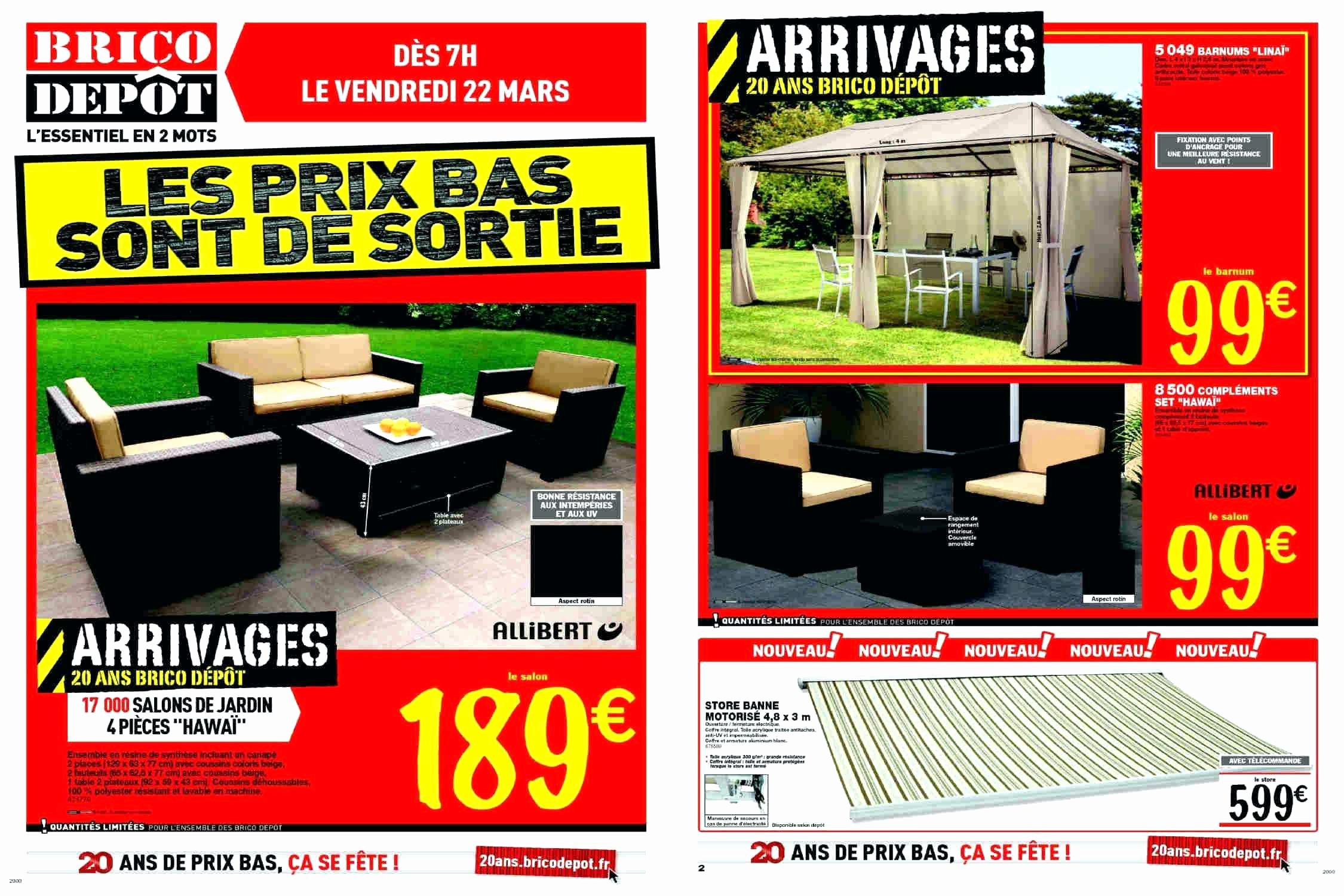Brico Depot Treillis Le Meilleur De Top 10 Punto Medio ... pour Salon Bas De Jardin Pas Cher