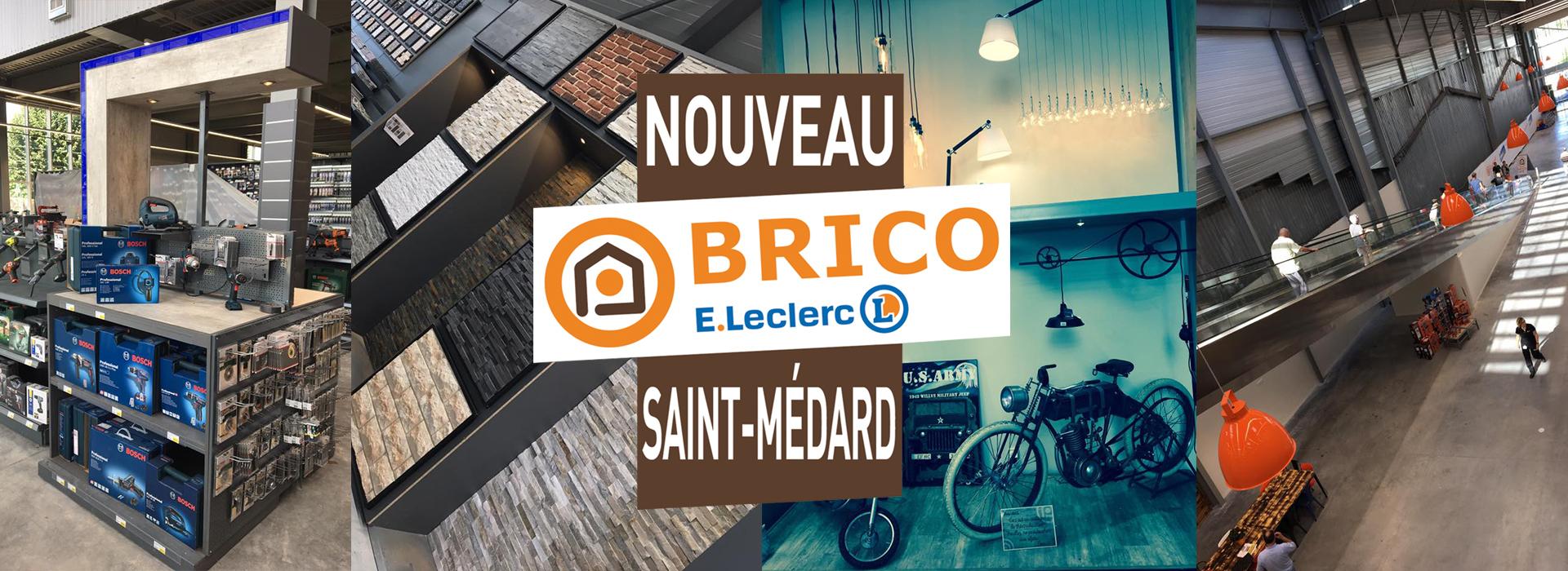 Brico E.leclerc Saint-Médard-En-Jalles tout Abri De Jardin Brico Leclerc