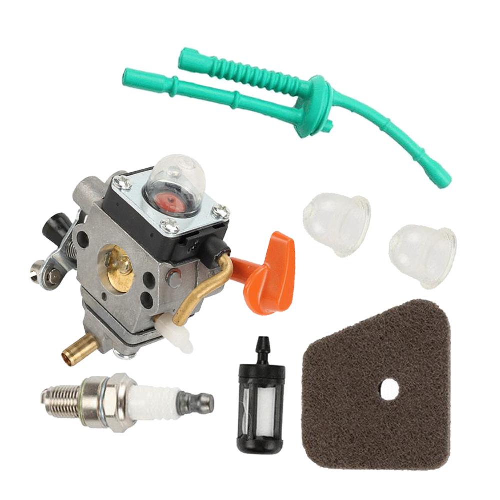Bricolage Fdit Kit Carburateur Kit Collecteur Daspiration ... encequiconcerne Outillage Jardin Stihl
