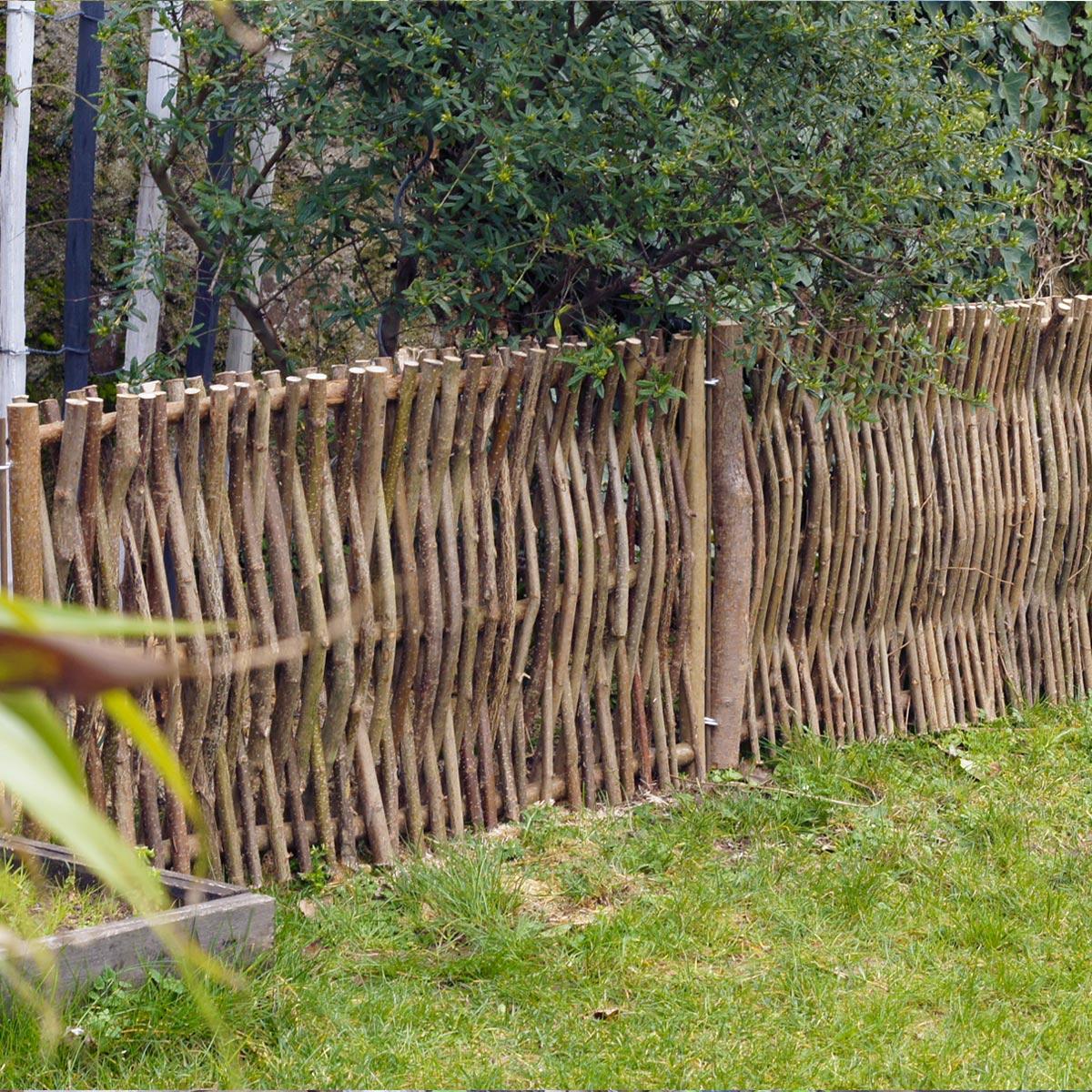 Brise Vue, Clôture Et Grillage | Jardins-Animes serapportantà Cloture Jardin Luxembourg