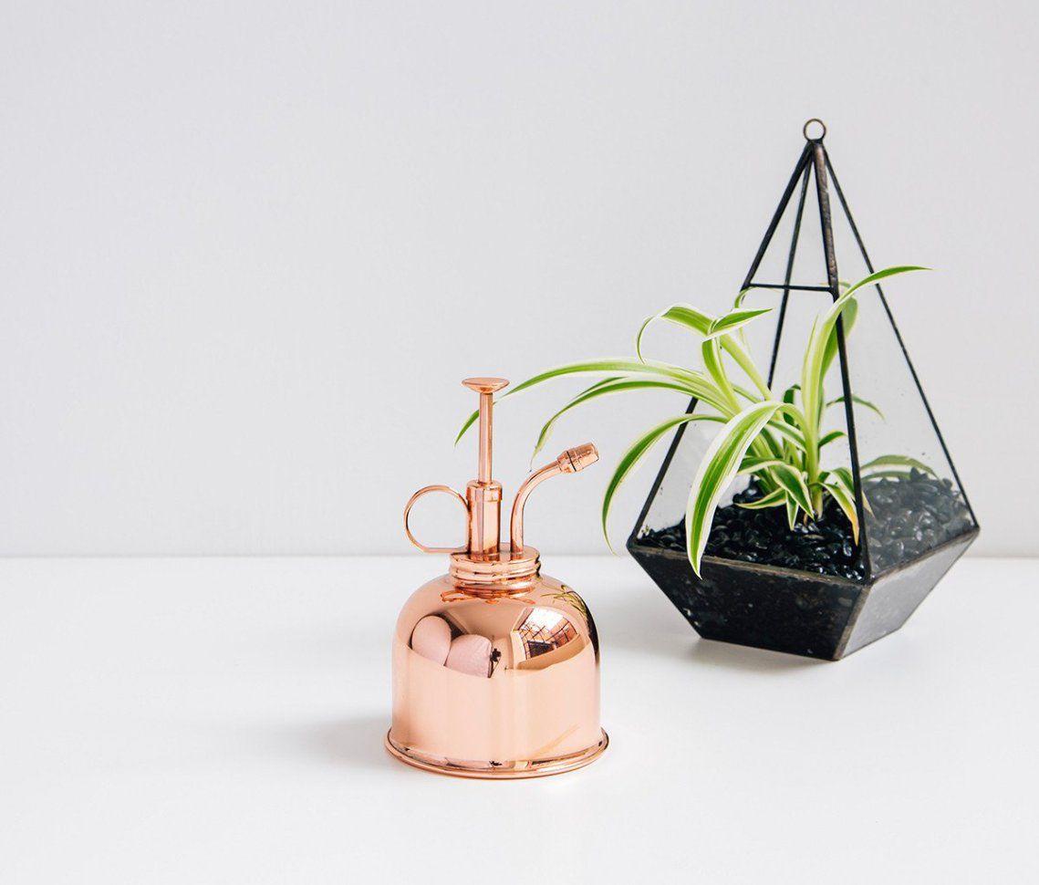 Brumisateur Cuivre Vintage Plantes D'intérieur | Brumisateur ... concernant Brumisateur Jardin